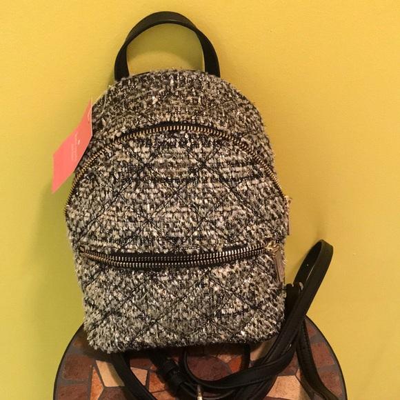 NWT Kate Spade adjustable backpack or crossbody